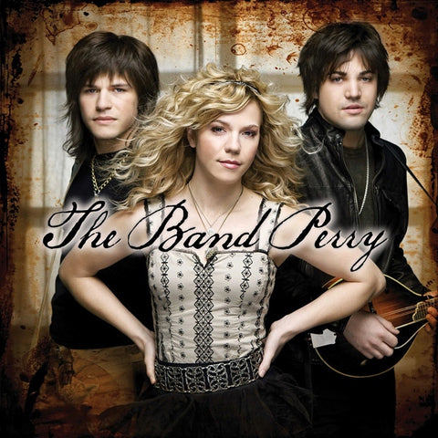 The Band Perry - The Band Perry on 180g LP - direct audio