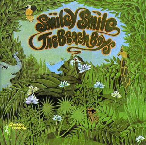 The Beach Boys - Smiley Smile on 200g LP - direct audio