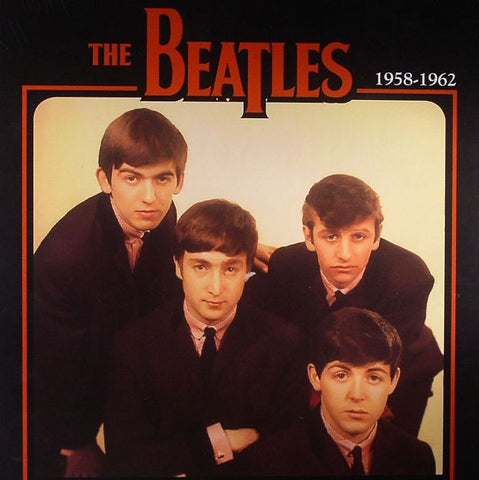 The Beatles - 1958-1962 on Import LP - direct audio