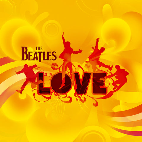 The Beatles - Love on Limited Edition CD + DVD-Audio - direct audio
