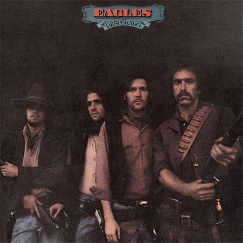 The Eagles - Desperado 180g Vinyl LP - direct audio