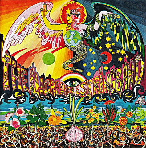 The Incredible String Band - 5000 Spirits Or Layers Of The Onion LP - direct audio