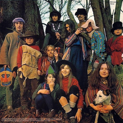 The Incredible String Band - The Hangman's Beautiful Daughter LP - direct audio