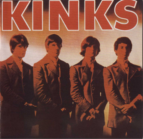 The Kinks - Kinks on 180g LP - direct audio