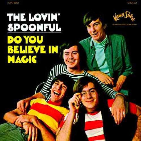 The Lovin' Spoonful - Do You Believe In Magic on LP - direct audio