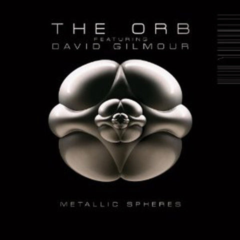 The Orb Featuring David Gilmour - Metallic Spheres on Vinyl LP - direct audio