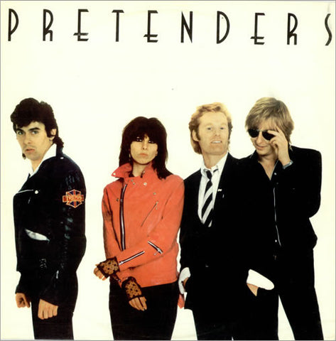 The Pretenders - The Pretenders on 180g Import LP - direct audio