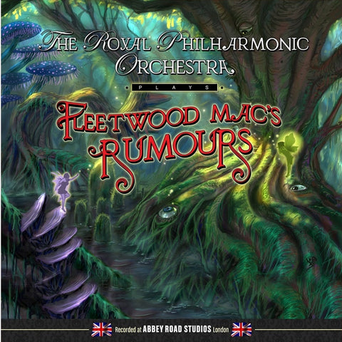 The Royal Philharmonic Orchestra - Plays Fleetwood Mac's Rumours on LP - direct audio