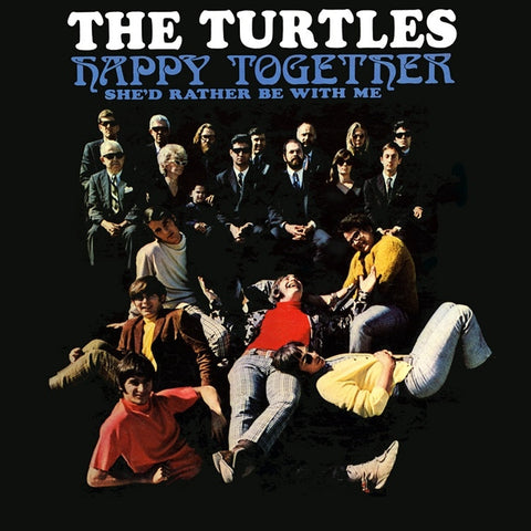 The Turtles - Happy Together on 180g LP - direct audio