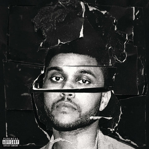 The Weeknd - Beauty Behind The Madness on 2LP - direct audio