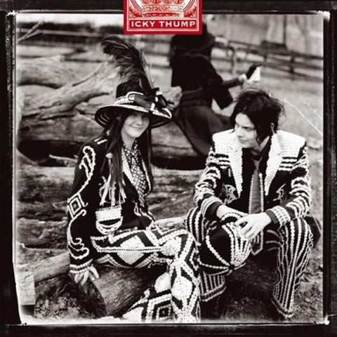 The White Stripes - Icky Thump Vinyl LP - direct audio