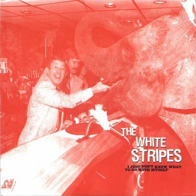 "The White Stripes - I Just Don't Know What To Do With Myself on 7"" Vinyl - direct audio"
