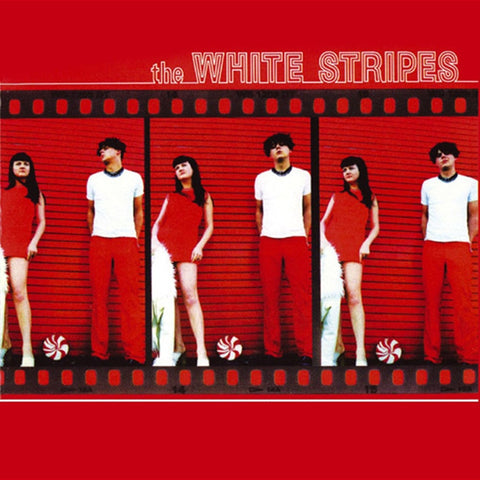 The White Stripes - The White Stripes 180g LP - direct audio