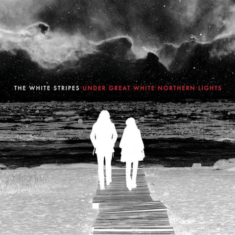 The White Stripes - Under Great White Northern Lights 180g 2LP - direct audio