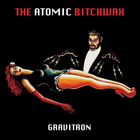 The Atomic Bitchwax - Gravitron Colored LP + Download - direct audio
