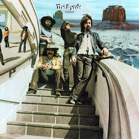 The Byrds - Untitled Limited Edition Colored 180g Vinyl 2LP - direct audio