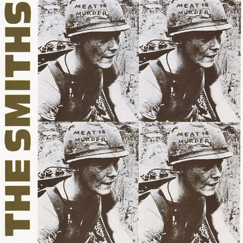 The Smiths - Meat Is Murder 180g LP - direct audio