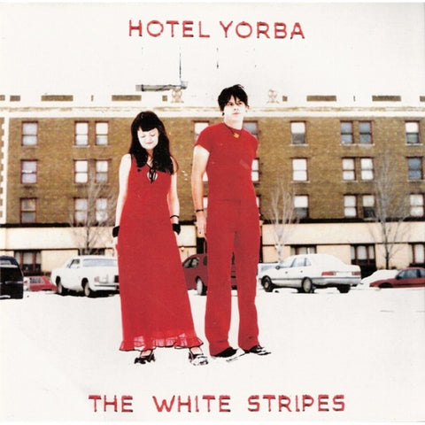 "The White Stripes - Hotel Yorba (Live At Hotel Yorba) / Rated X (Live At Hotel Yorba) on 7"" Vinyl (Backordered) - direct audio"