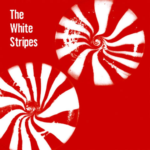 "The White Stripes - Lafayette Blues/Sugar Never Tasted So Good on 7"" Vinyl - direct audio"