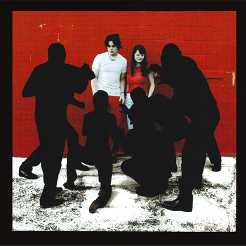 The White Stripes - White Blood Cells 180g LP - direct audio