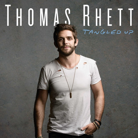 Thomas Rhett - Tangled Up on 180g LP - direct audio