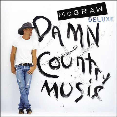 Tim McGraw - Damn Country Music: Deluxe Edition Vinyl 2LP - direct audio
