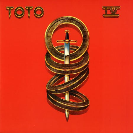 TOTO -TOTO IV 180g Vinyl LP - direct audio