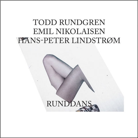 Todd Rundgren / Emil Nikolaisen / Hans-Peter Lindstrom - Runddans Vinyl 2LP (Out Of Stock) Pre-order - direct audio