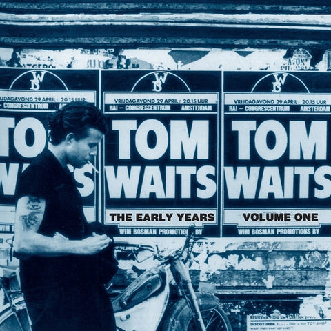 Tom Waits - The Early Years Vol. 1 180g Vinyl LP + Download Card - direct audio