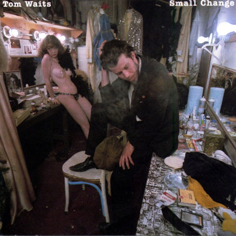 Tom Waits - Small Change Vinyl LP - direct audio