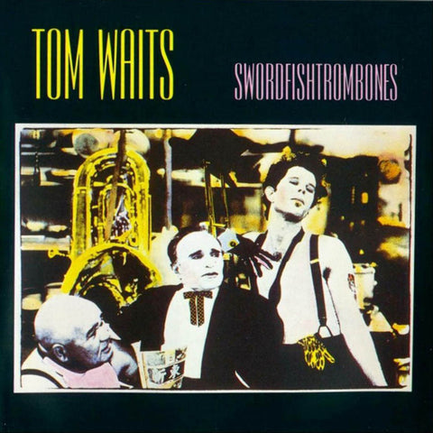 Tom Waits - Swordfishtrombones 180g Vinyl LP - direct audio