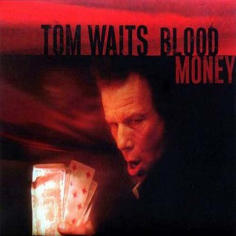 Tom Waits - Blood Money LP - direct audio