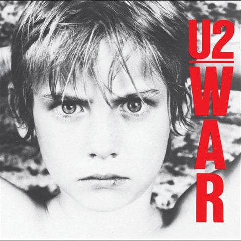 U2 - War On 180g Vinyl LP - direct audio