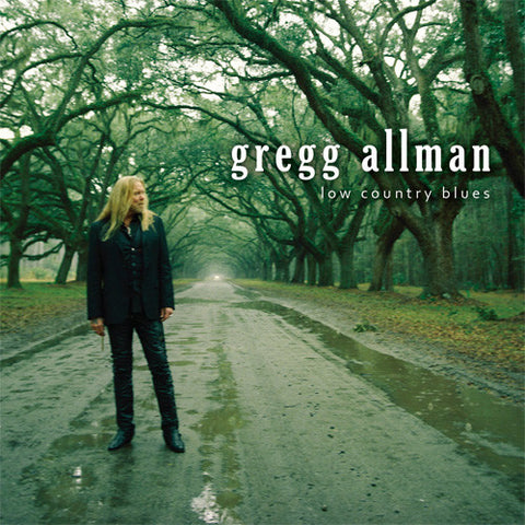 Gregg Allman - Low Country Blues on 180g 2LP - direct audio