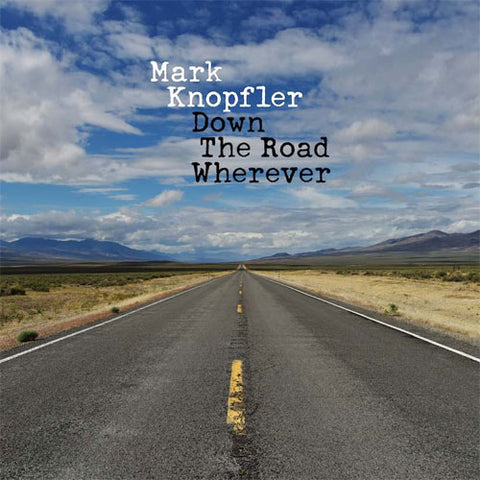 Mark Knopfler - Down the Road Wherever 180g Vinyl 2LP