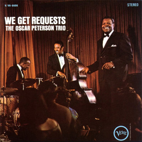 Oscar Peterson Trio - We Get Requests On 180g 45RPM 2LP (Out Of Stock) - direct audio