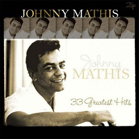 Johnny Mathis - 33 Greatest Hits DMM 180g Import Vinyl 2LP - direct audio