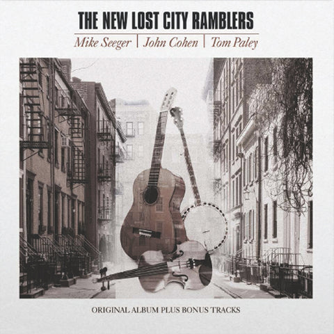 The New Lost City Ramblers - The New Lost City Ramblers DMM 180g Import Vinyl LP - direct audio