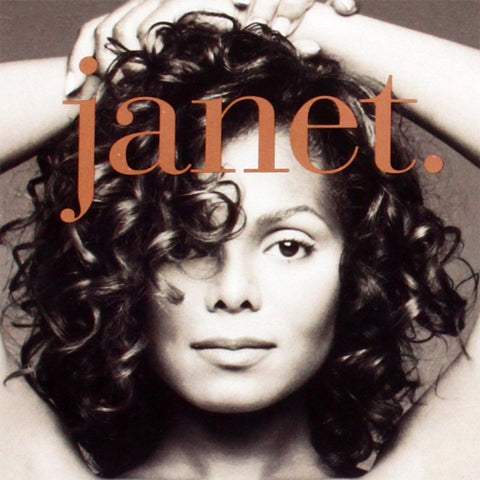 Janet Jackson - Janet. Vinyl 2LP - direct audio