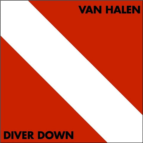Van Halen - Diver Down 180g LP - direct audio