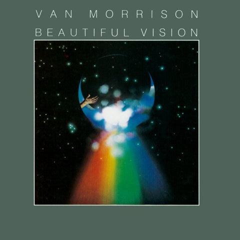 Van Morrison - Beautiful Vision LP - direct audio