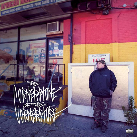 Vinnie Paz - Cornerstone Of The Corner Store Vinyl LP - direct audio