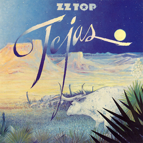 ZZ Top - Tejas Colored Vinyl LP - direct audio