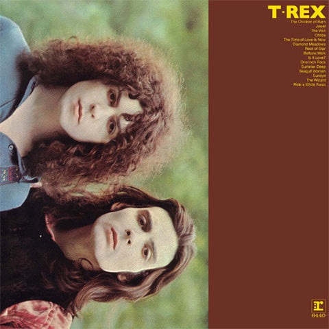 T. Rex - T. Rex Limited Edition Vinyl LP - direct audio