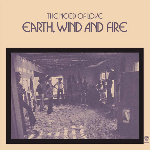 Earth, Wind & Fire - The Need of Love Vinyl LP - direct audio