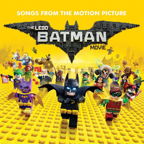 The Lego Batman Movie: Songs from the Motion Picture Various Artists Vinyl LP