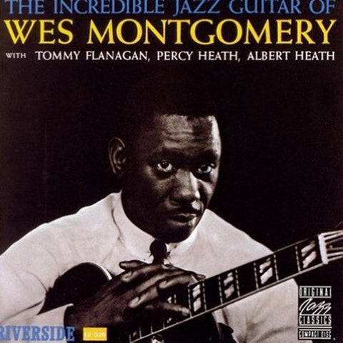 Wes Montgomery - Incredible Jazz Guitar LP - direct audio