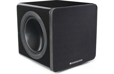 Cambridge Audio - Minx X201 Ultra-Compact Powered Subwoofer - direct audio - 1