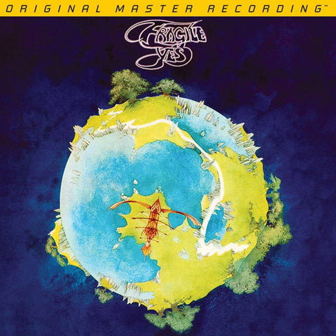 Yes - Fragile on Limited-Edition 24K Gold CD from Mobile Fidelity - direct audio
