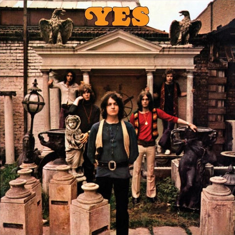 Yes - Yes Limited Edition 180g LP - direct audio